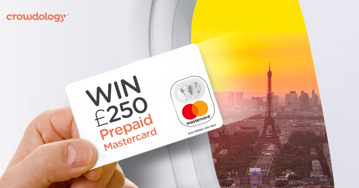 win prepaid money Master Card