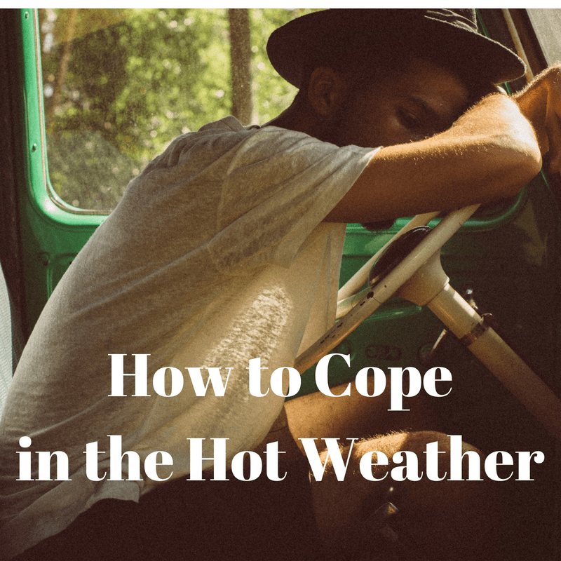 Coping in the hot weather | Crowdology paid surveys